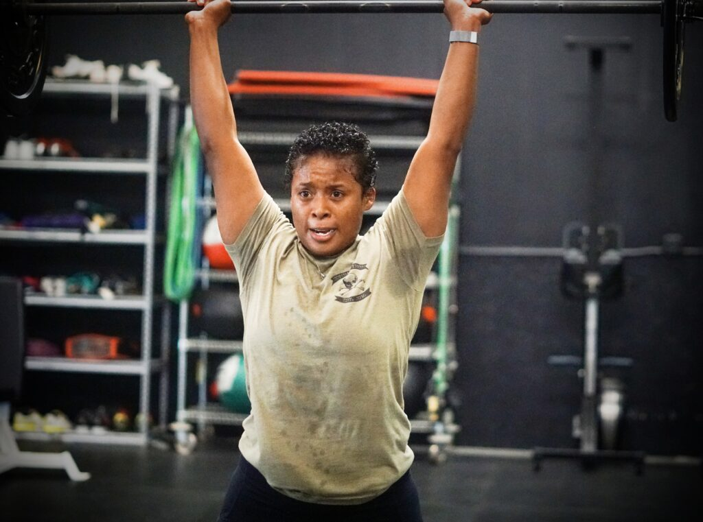 CrossFit Soda City Member Meagan A.