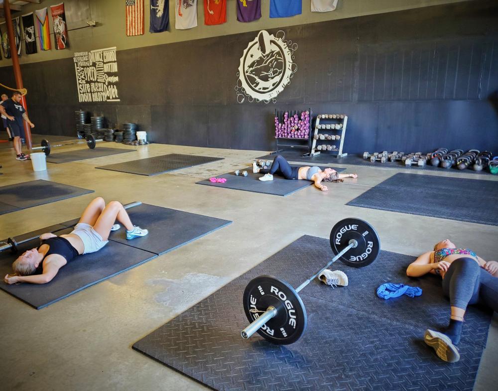 CrossFit Soda City: EARNED