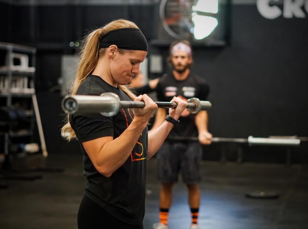 CrossFit Soda City Member Rebecca E.