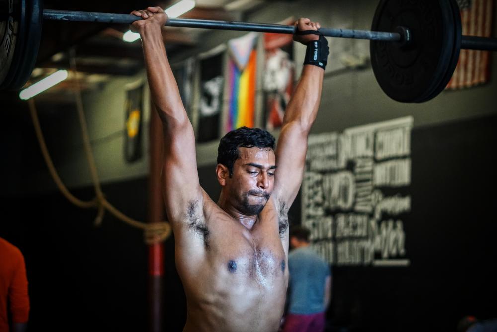CrossFit Soda City Prashant K.