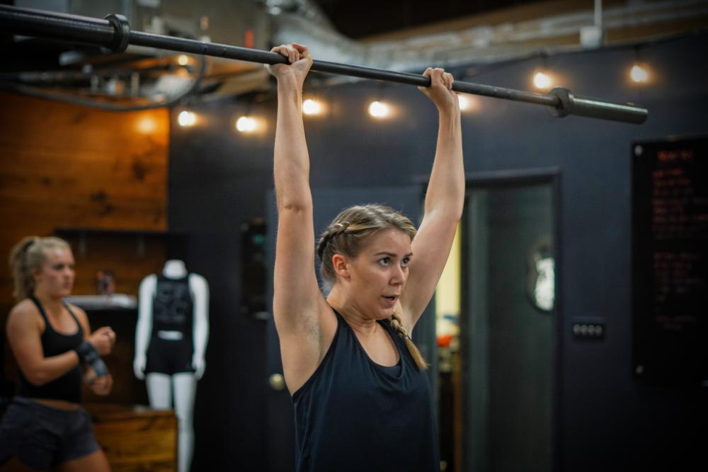 CrossFit Soda City Member Lissie R.