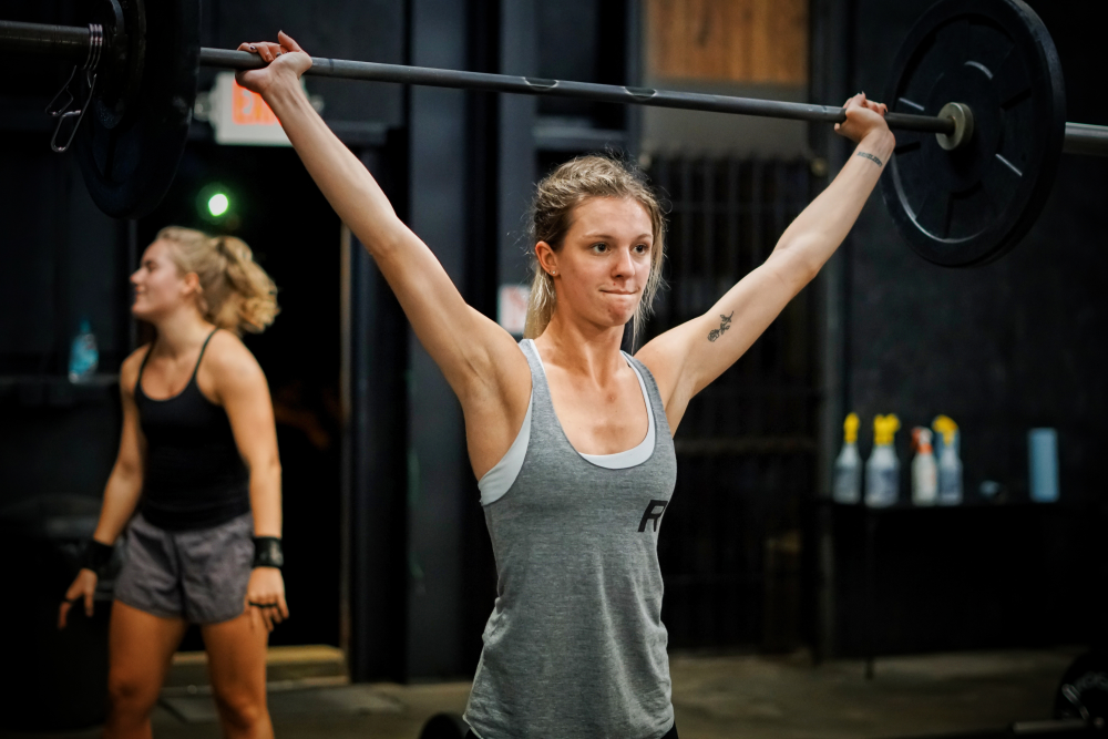 CrossFit Soda City Member Abbey M.