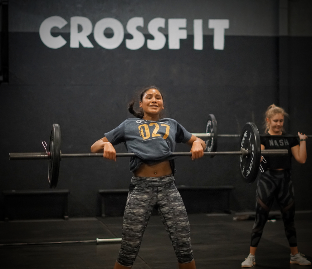 CrossFit Soda City Member Bree C.