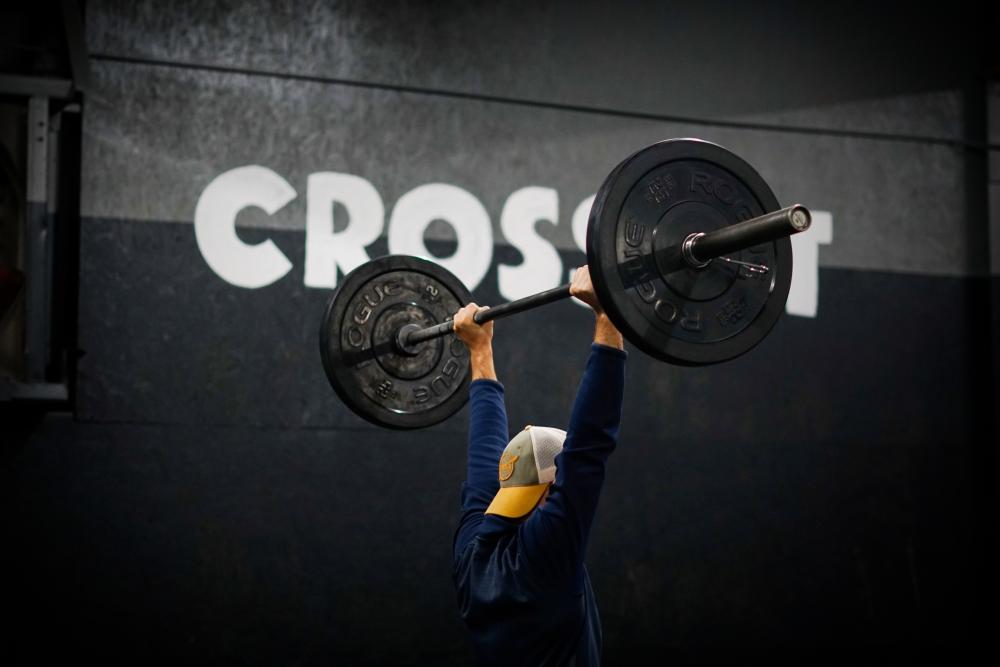 CrossFit Soda City Member Brayden R.