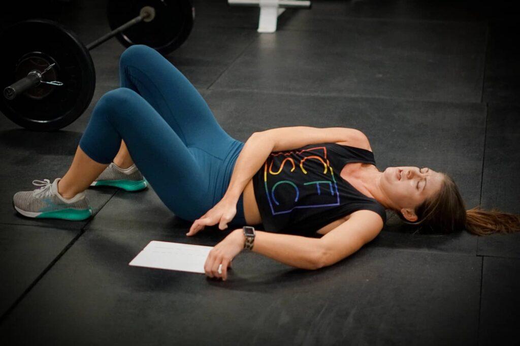 CrossFit Soda City Member Lauryn S
