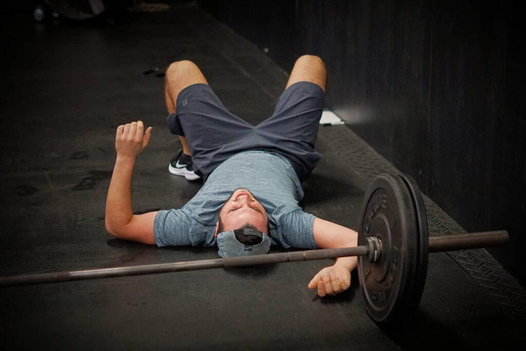 CrossFit Soda City Member Clayton M