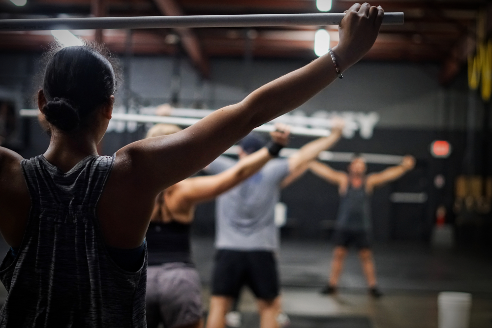 CrossFit Soda City New Year's Schedule