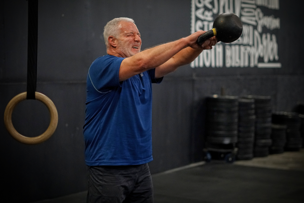 CrossFit Soda City Member Mike B.