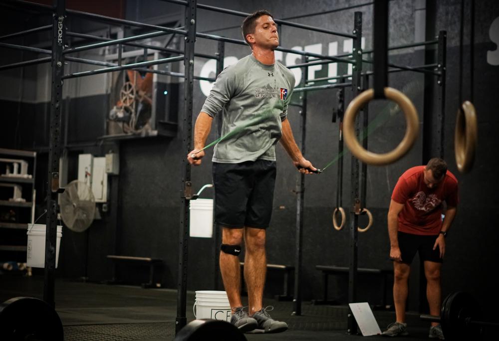 CrossFit Soda City Member Michael C.