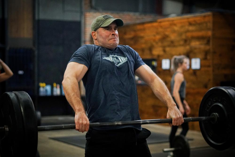 CrossFit Soda City Member Mike R.