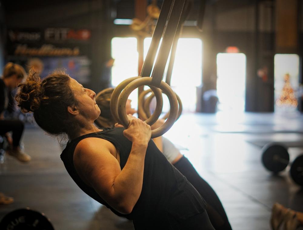 CrossFit Soda City Member Lori L.