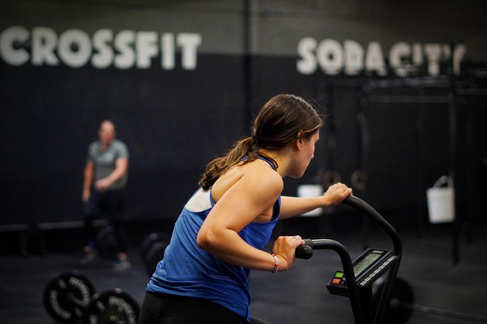 CrossFit Soda City Member Rachael H.