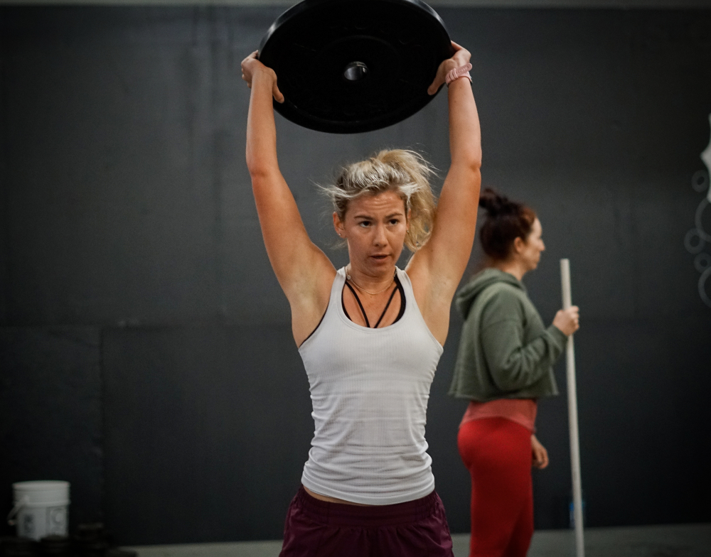 CrossFit Soda City Member Jodi L.