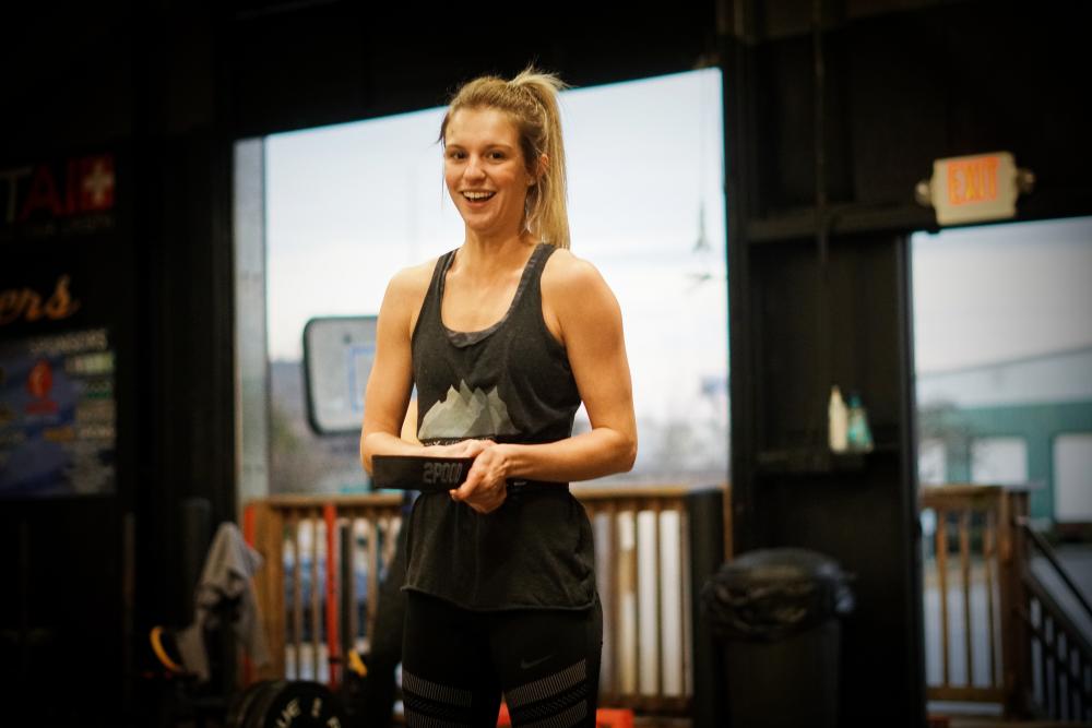 CrossFit Soda City Member Abbey M.