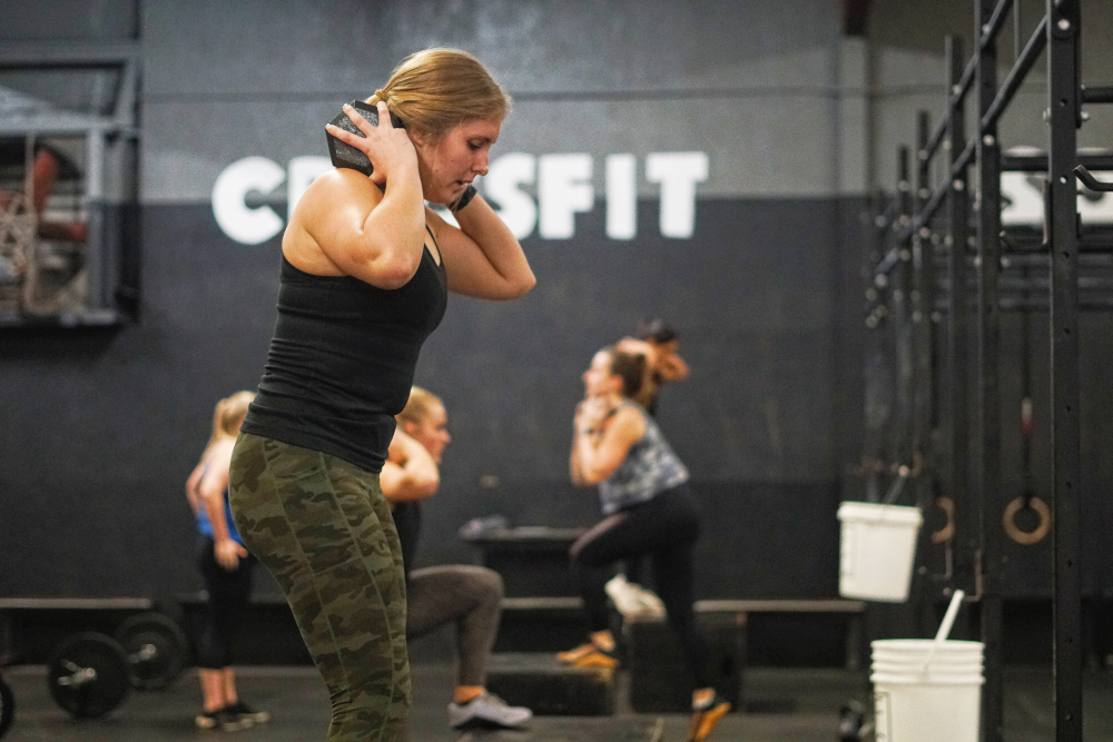 CrossFit Soda City Member Farren E.