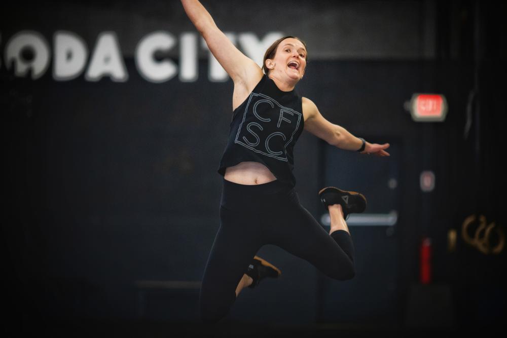 CrossFit Soda City Coach Elise
