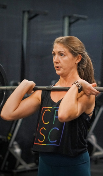 CrossFit Gym in Columbia