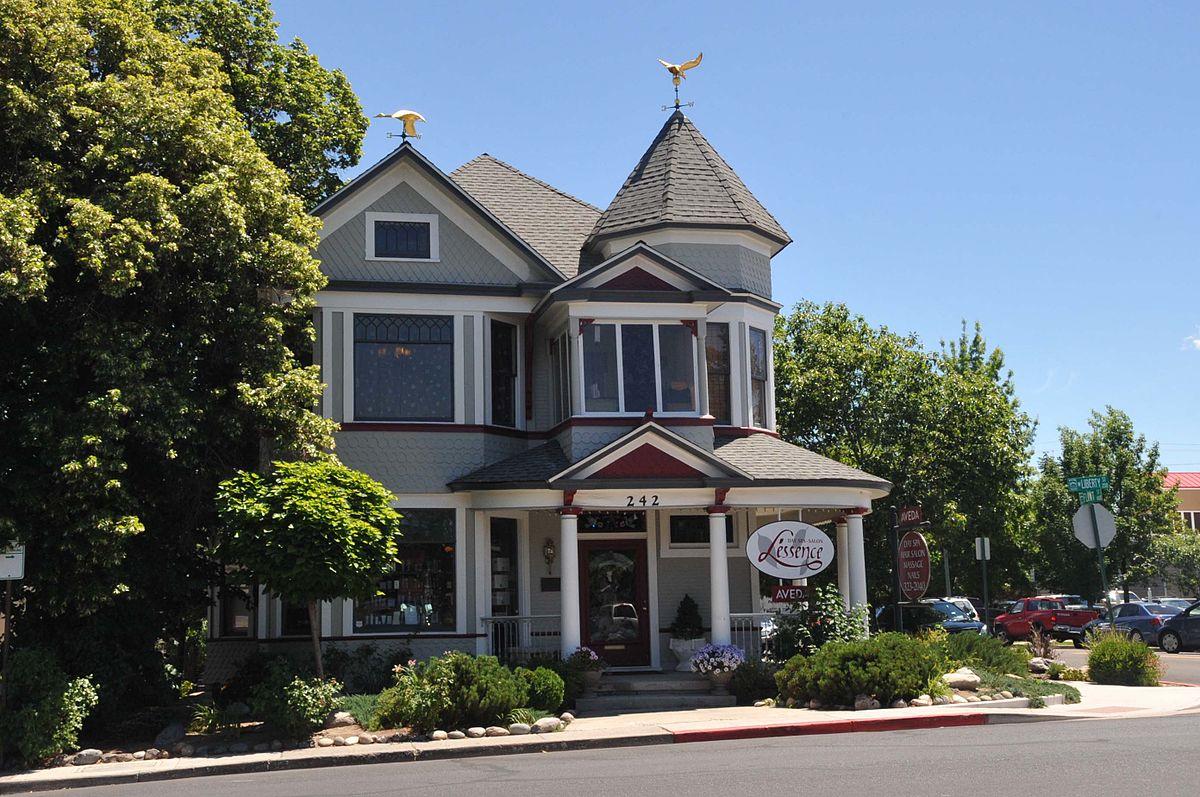 Tyson House Reno