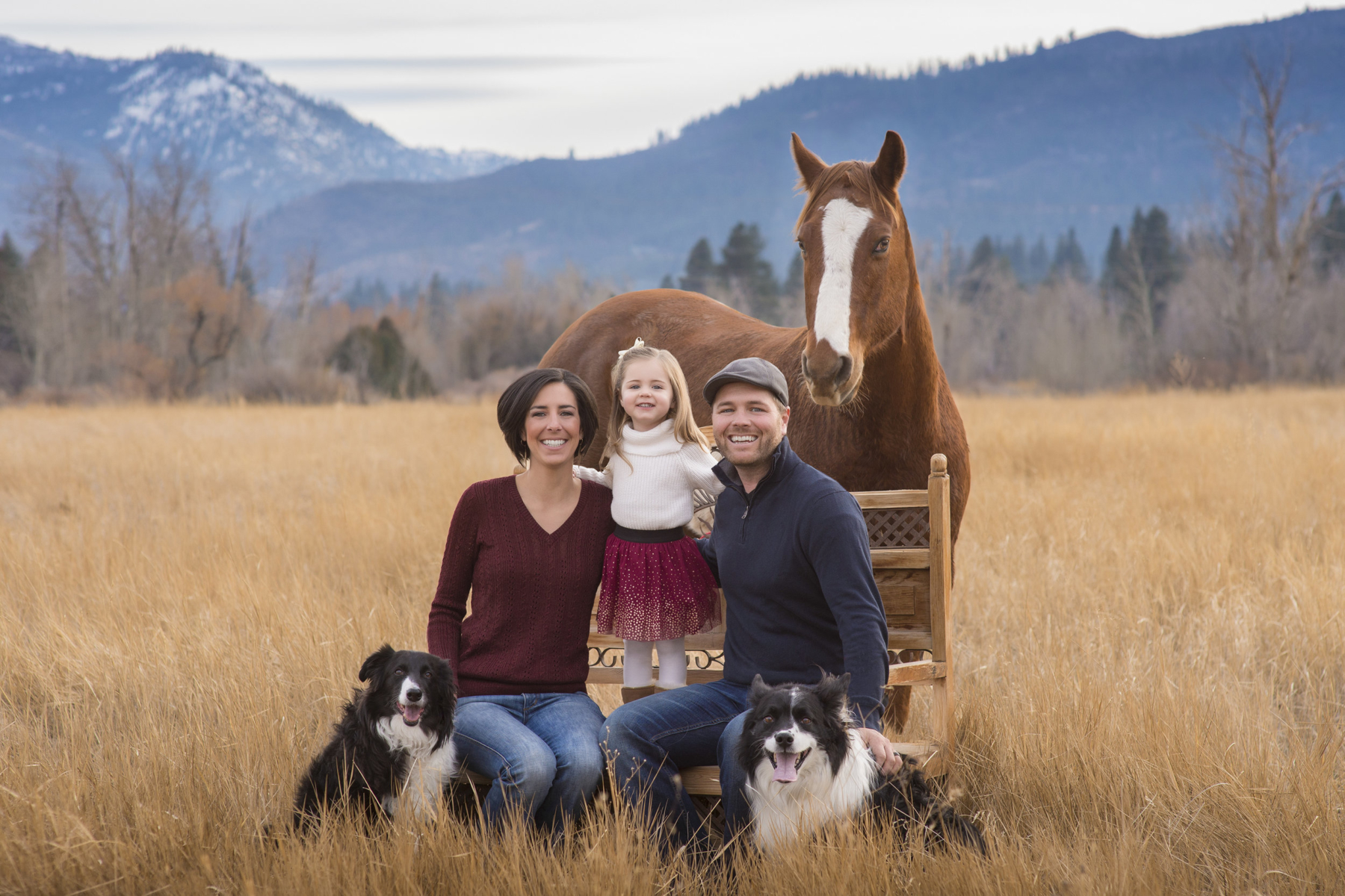 Family Portrait Image by nick higman photography Reno, NV.