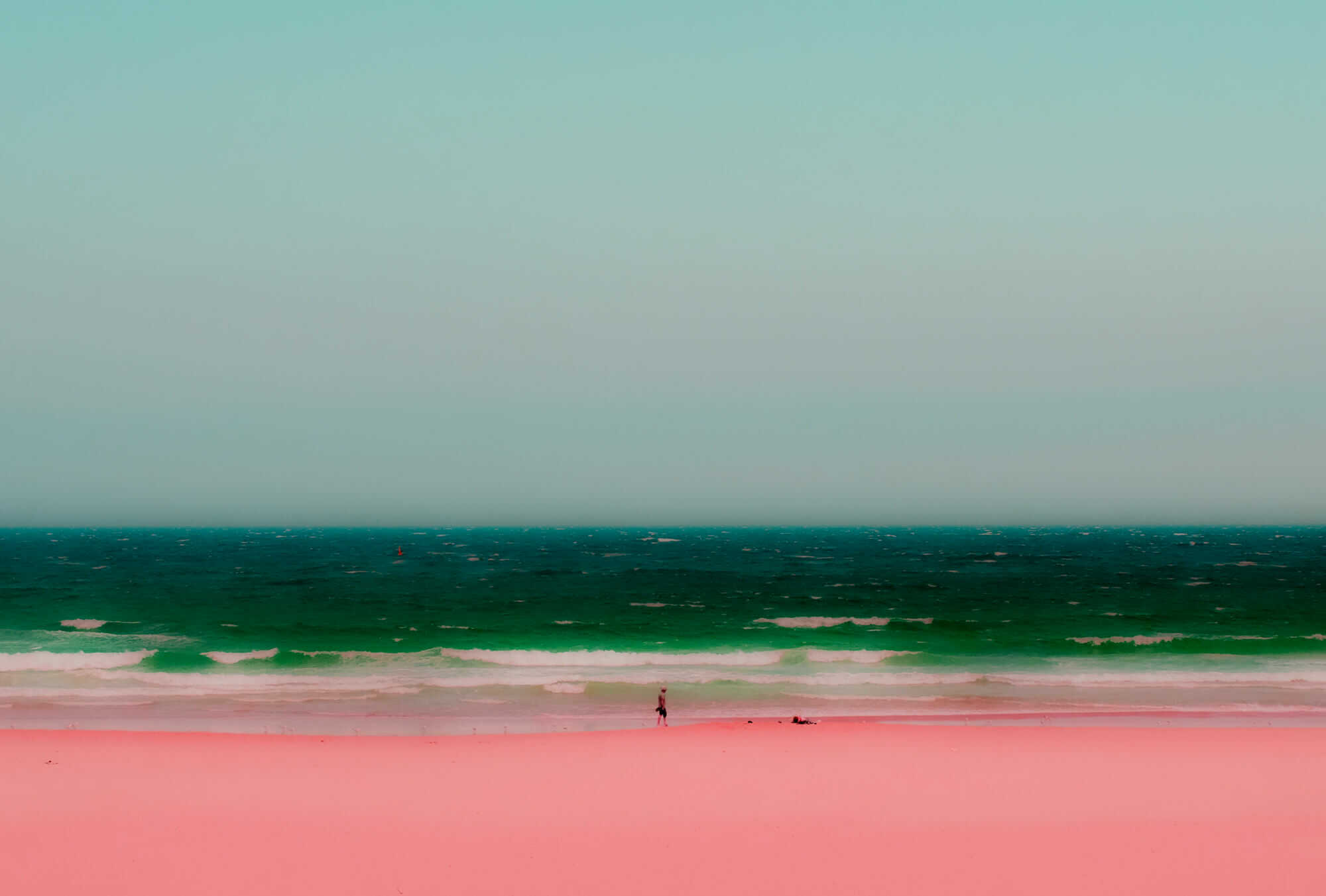 Beach Scene 6