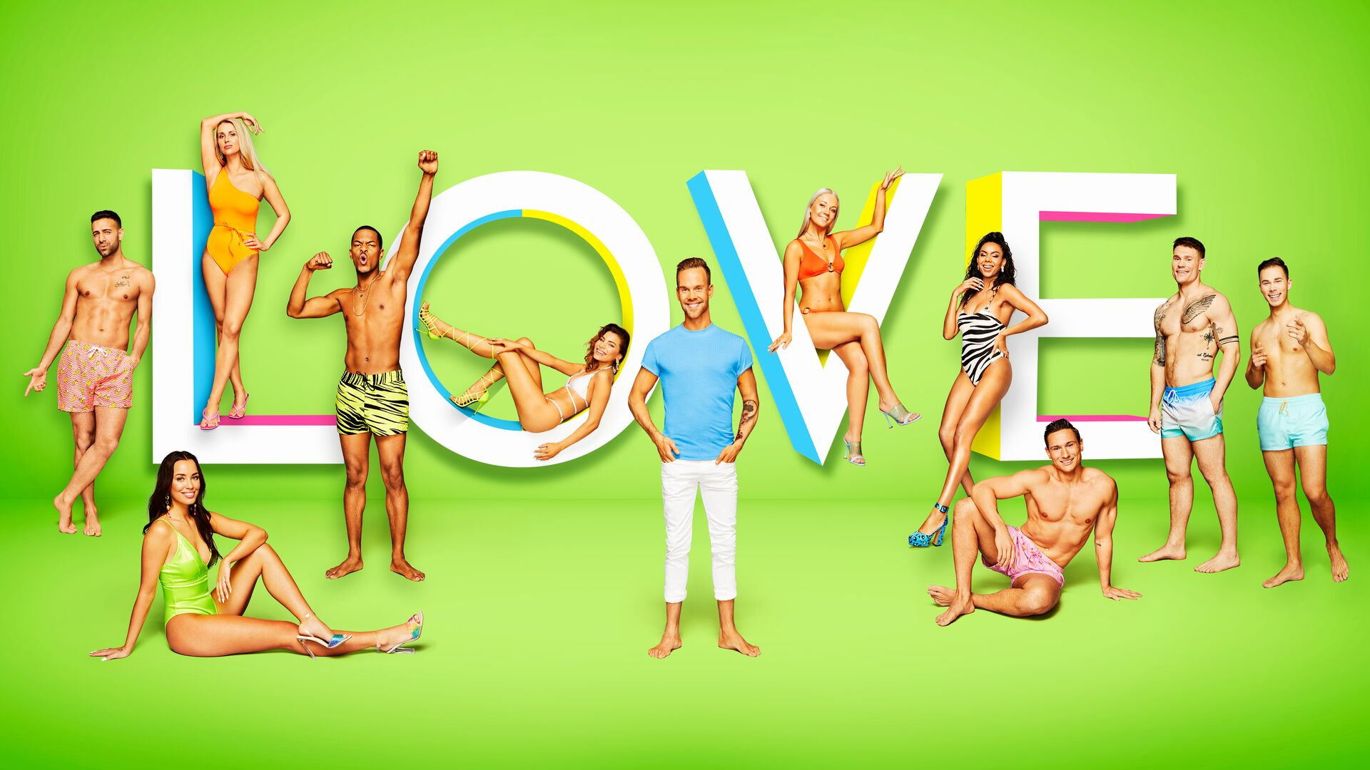 Love Island Promo bilde