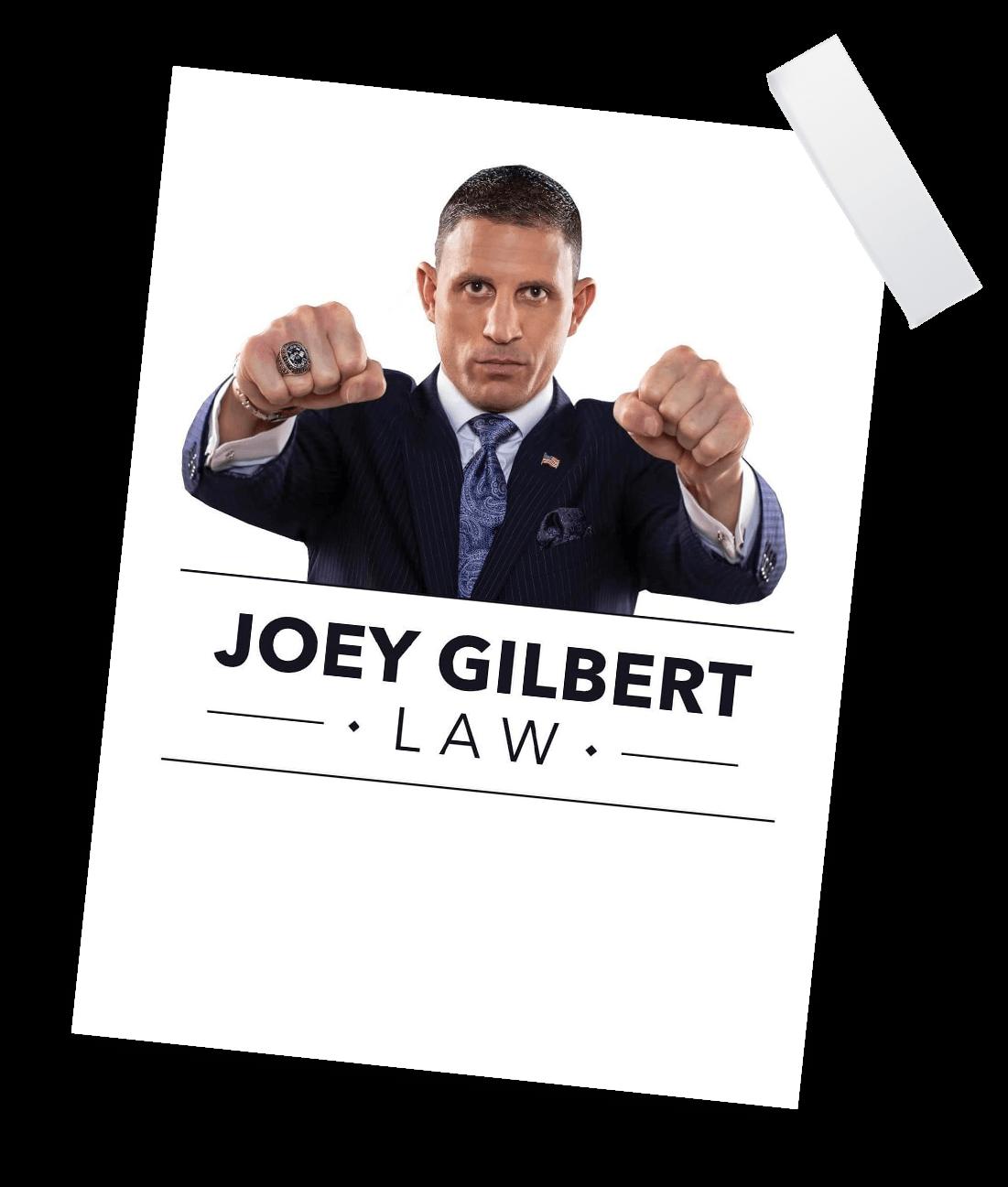 joey gilbert fighting
