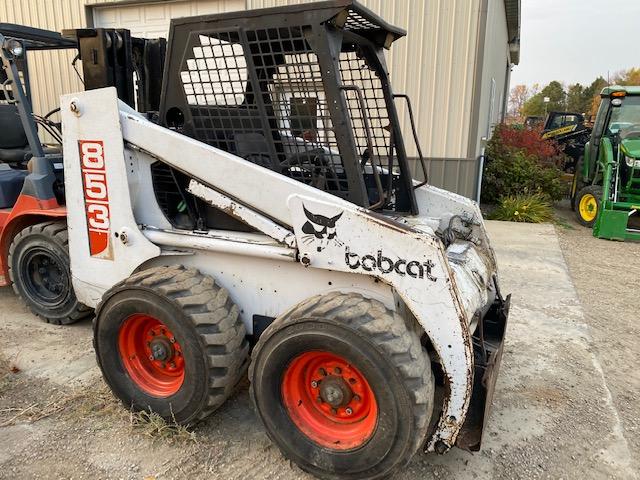 Bobcat 853 1992