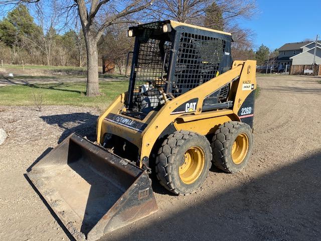 CAT 226B 2006