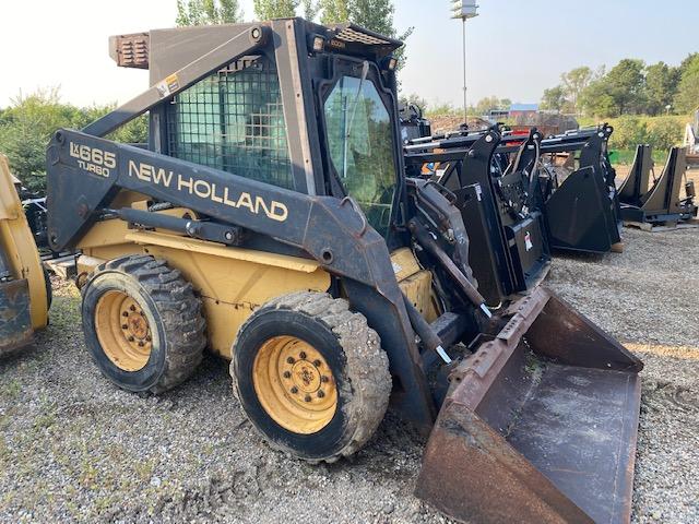 New Holland LX665 1995