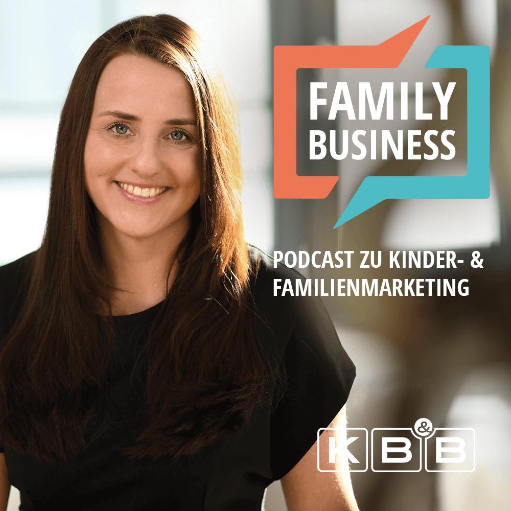 Tomma Rabach auf dem Cover von Family Business