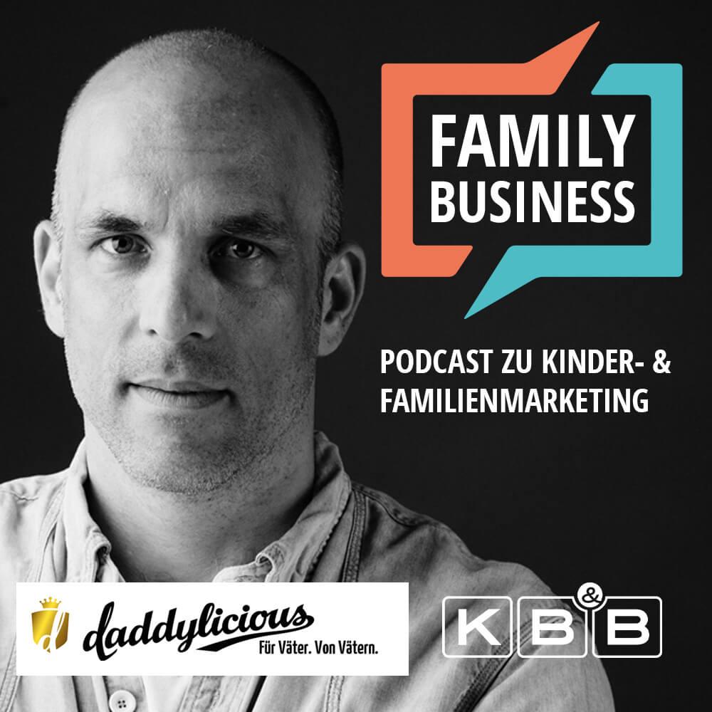 Kai Bösel auf dem Cover von Family Business