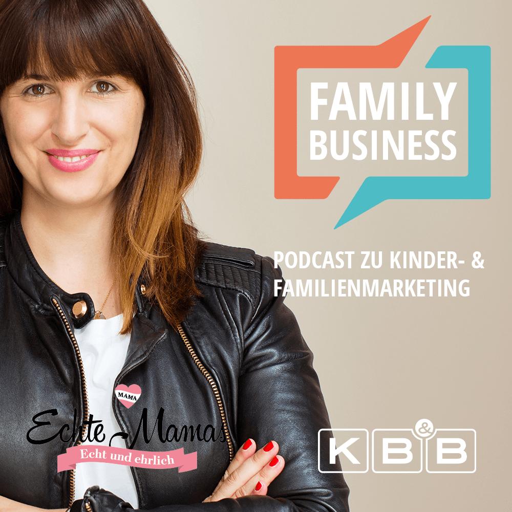 Sara Urbainczyk auf dem Cover von Family Business
