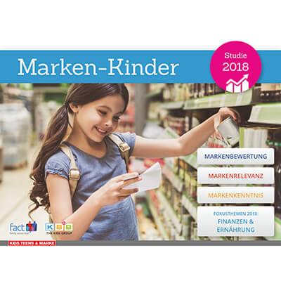 Studie Marken-Kinder 2018: Bedeutung von Marken für Kinder und Familien