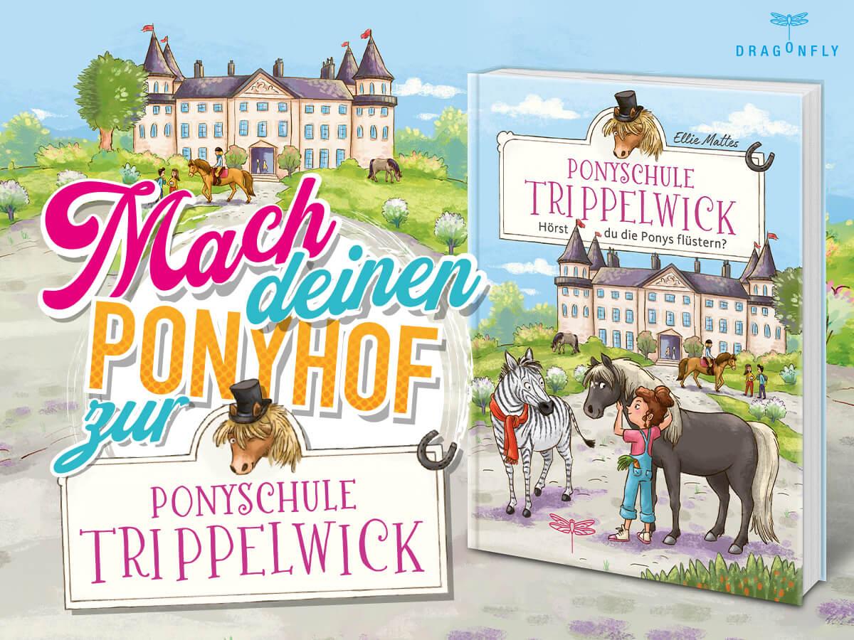Ponyhof-Events für die Ponyschule Trippelwick
