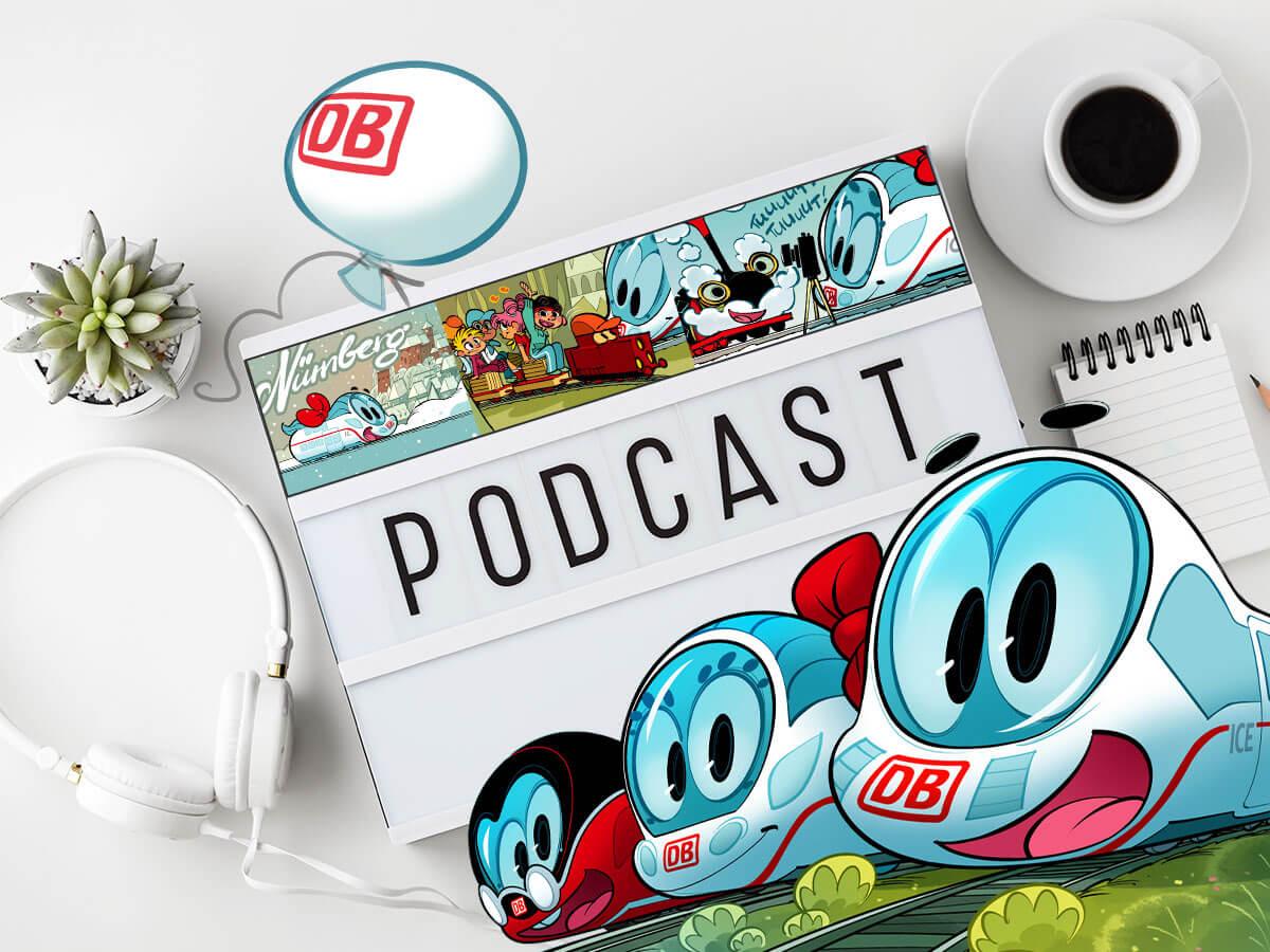 Podcast: DB Museum Nürnberg