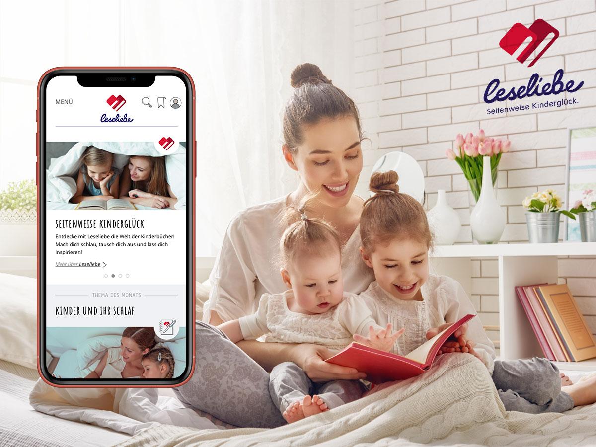 Carlsen Leseliebe - für alle, die Kinderbücher und das Lesen lieben