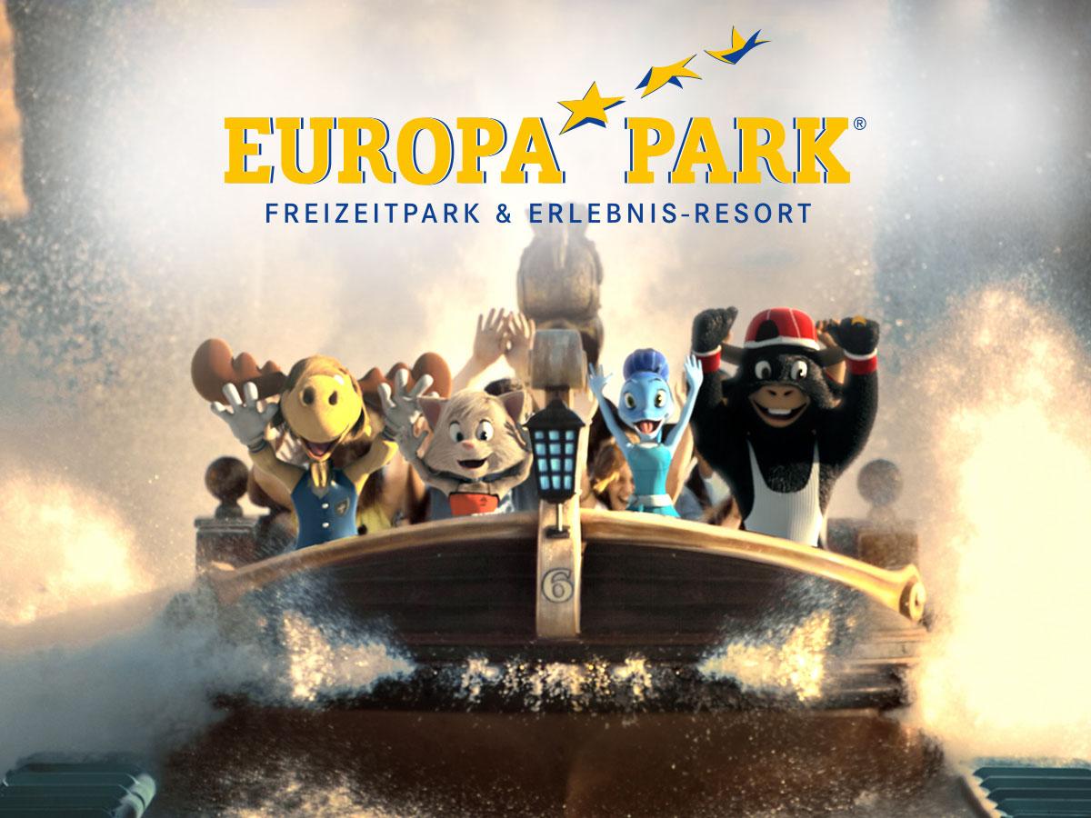 Produktgestaltung: Die Rustis vom EUROPA-PARK