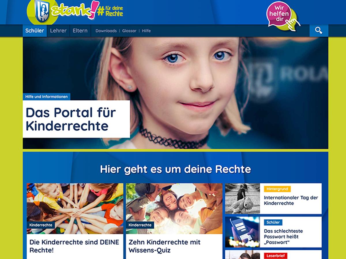 Roland - Kinderrechte