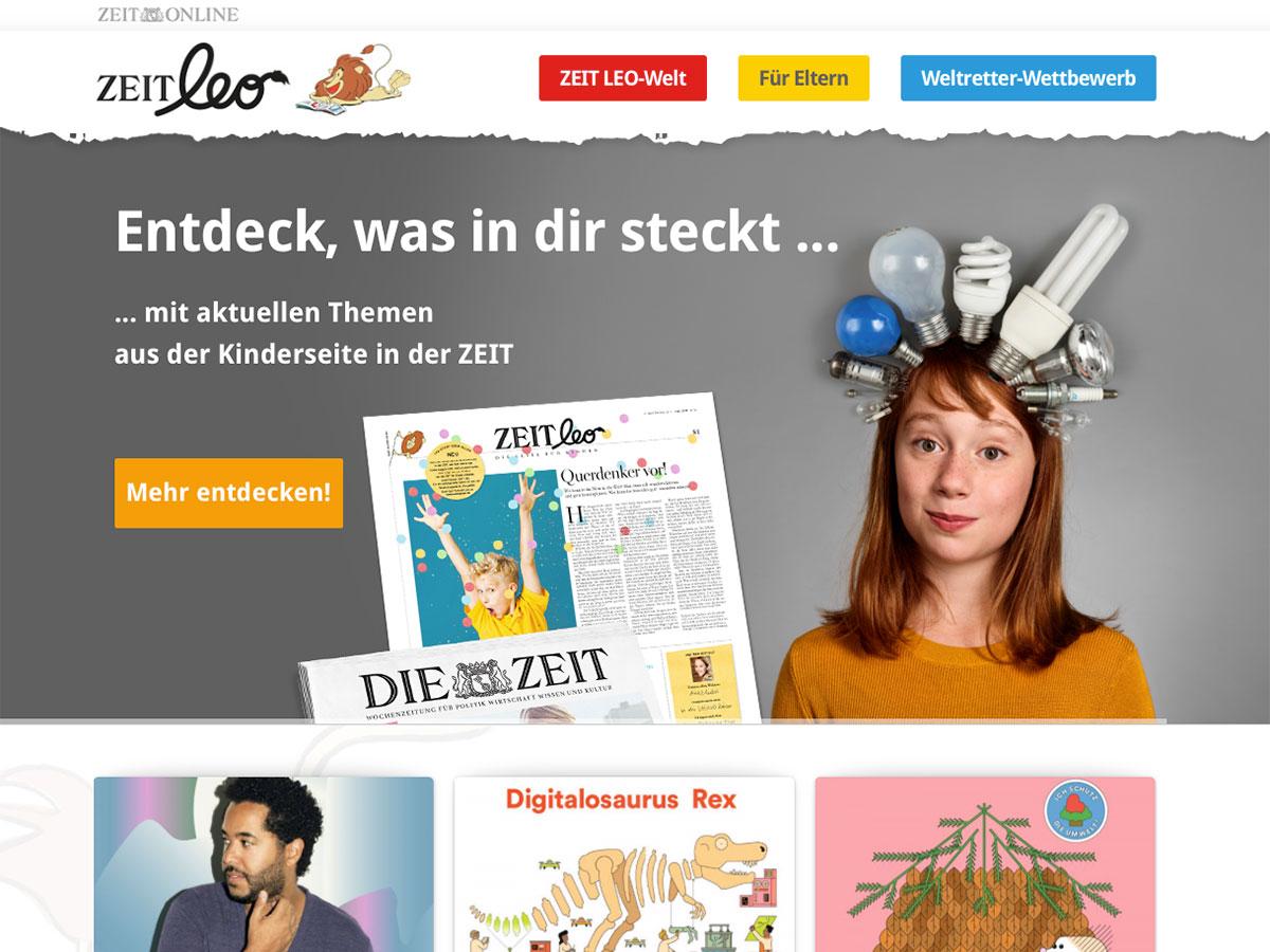 Website: ZEIT leo