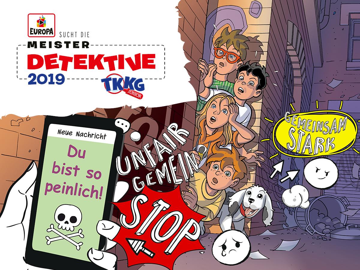 EUROPA sucht die Meisterdetektive!