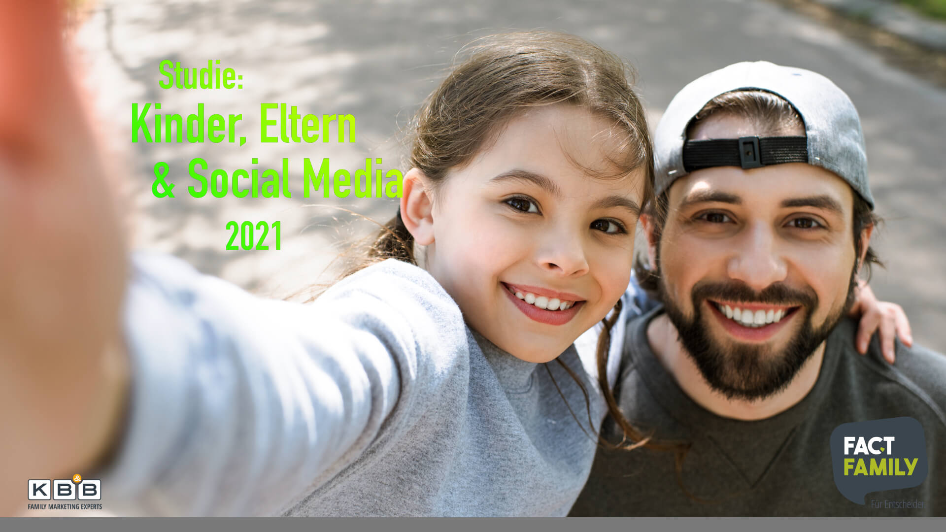 Studie: Kinder, Eltern & Social Media 2021