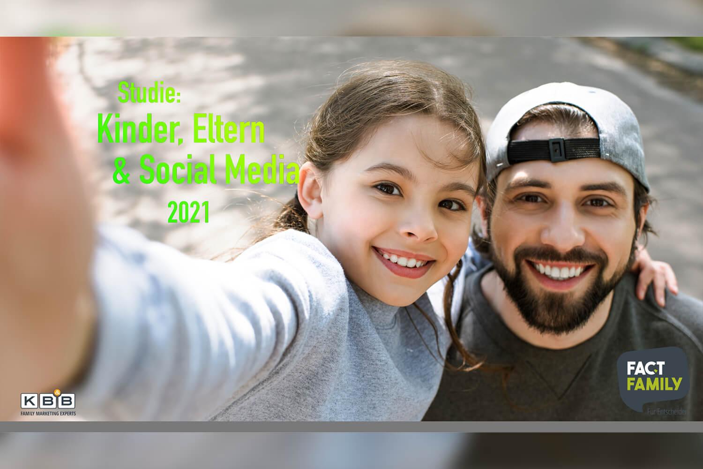 Studie: Kinder, Eltern und Social Media 2021