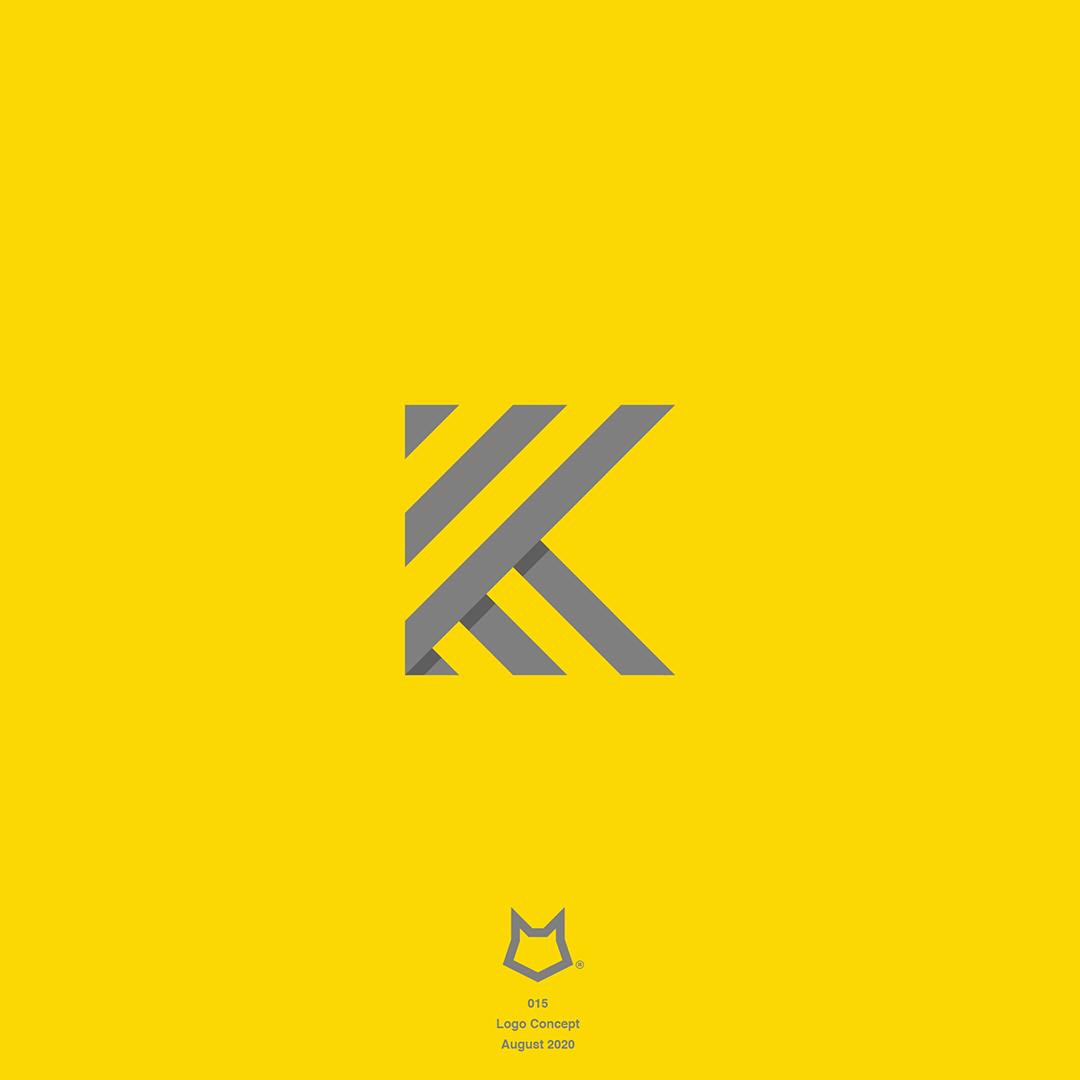 Two Wolves K logo Instagram link