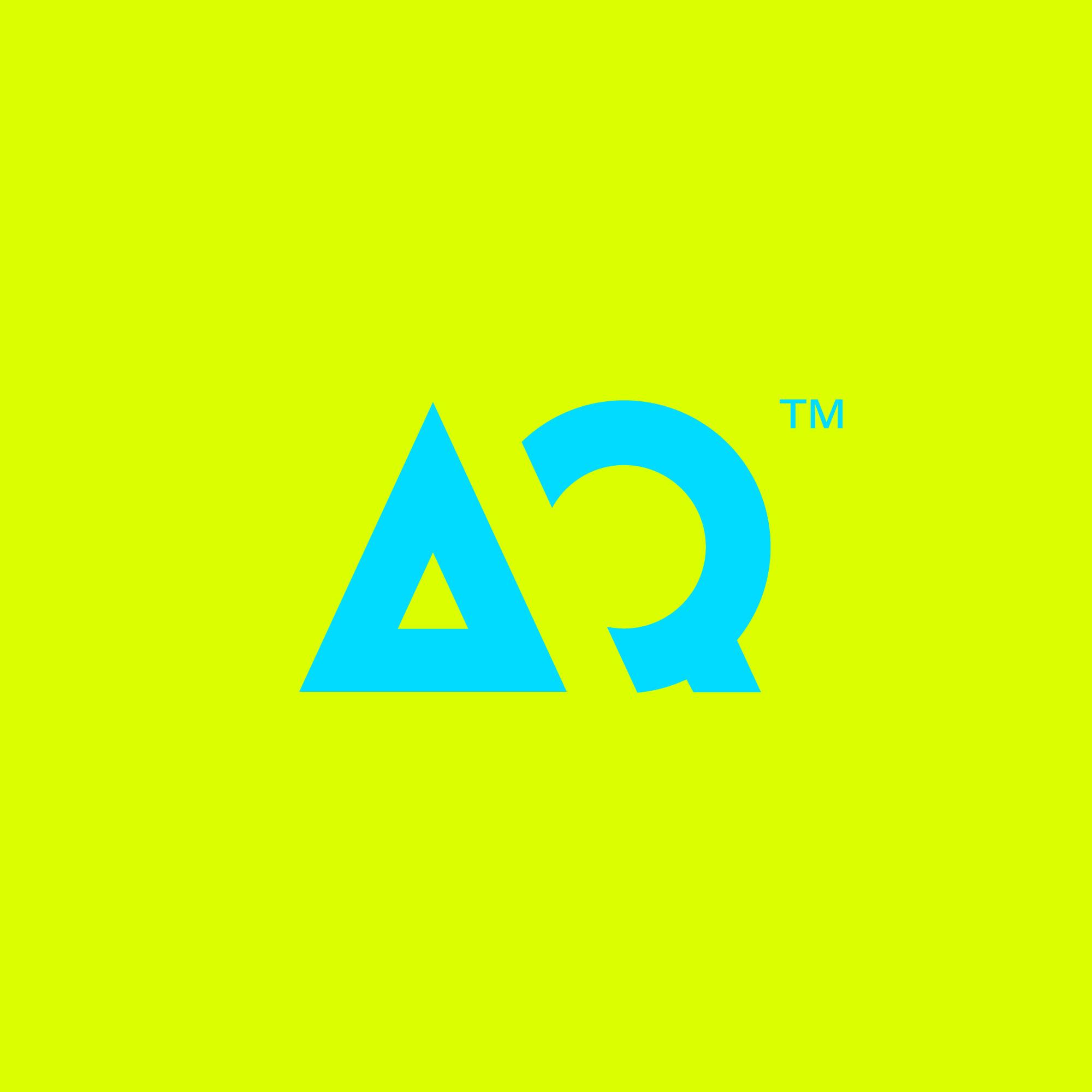 AQ logo for Instagram