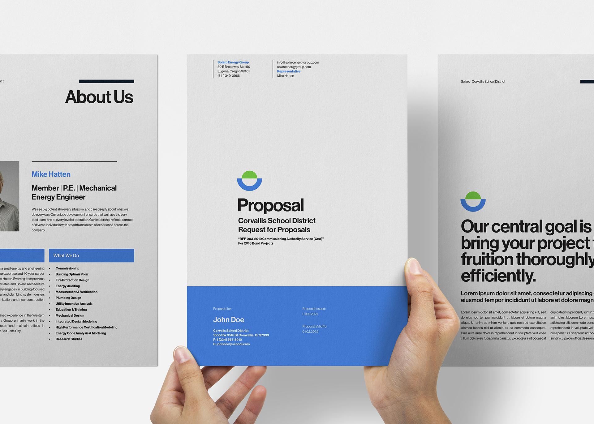 Solarc Proposal