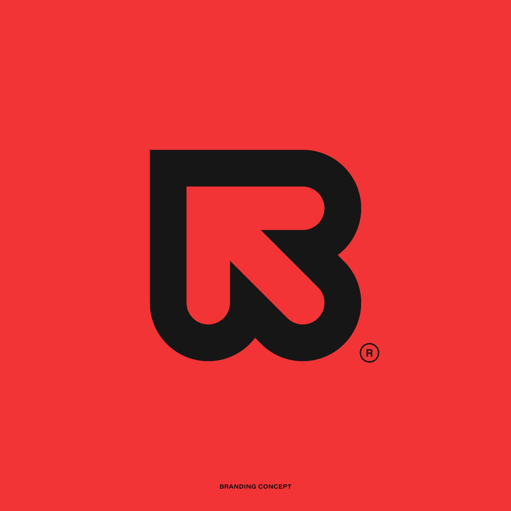 R Arrow logo
