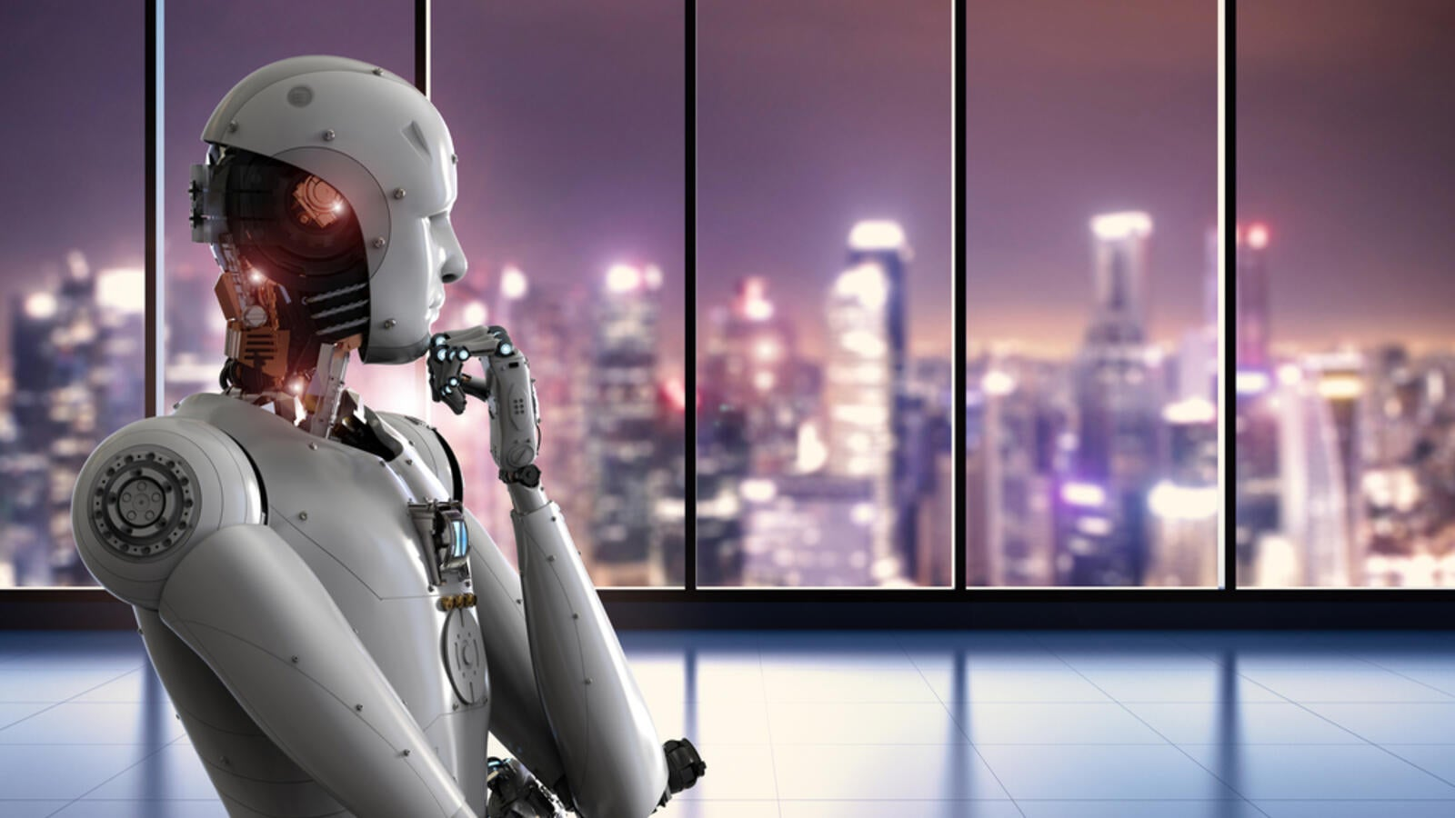 This is the World's First Robot Employment Agency