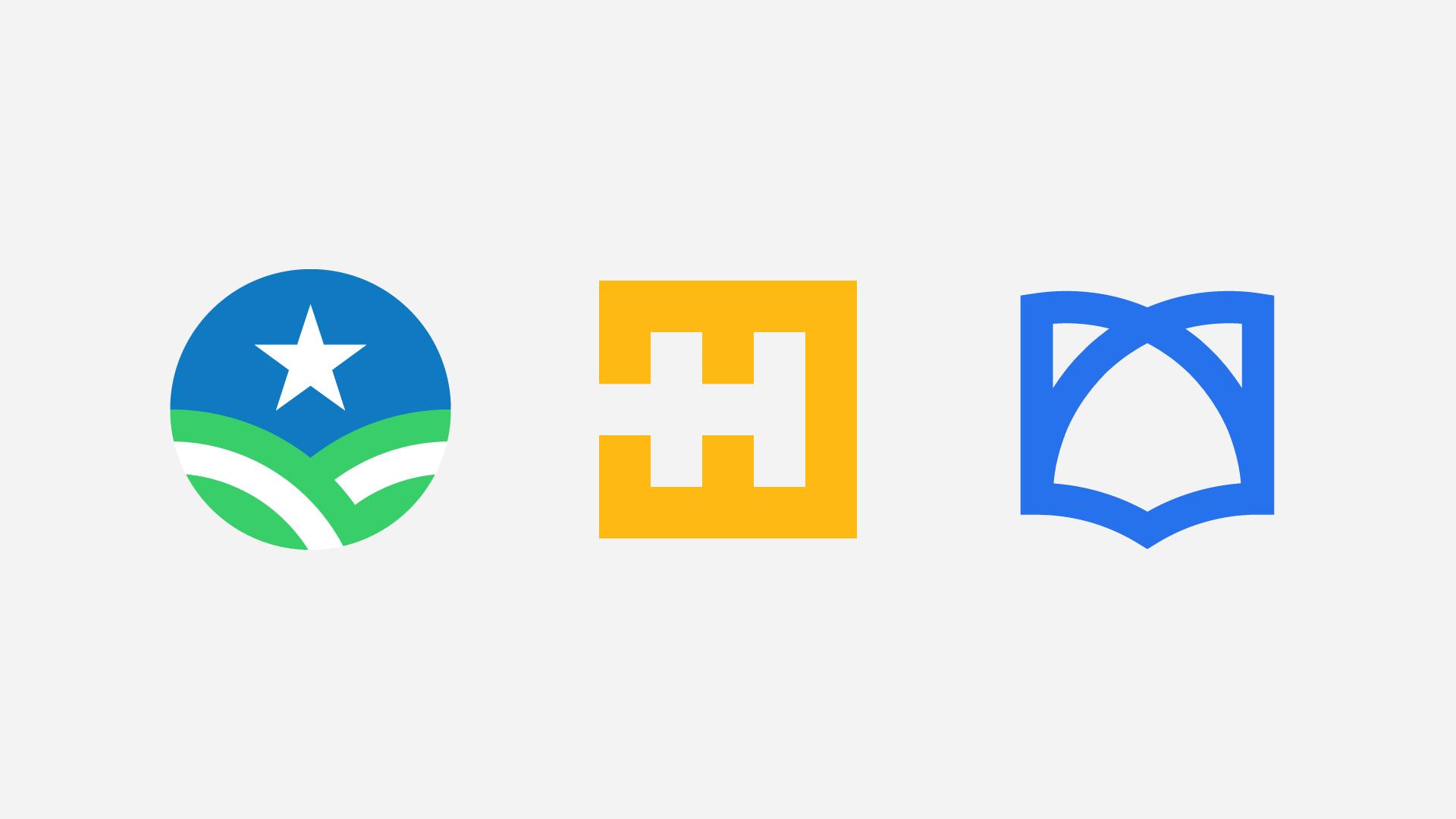 Modern Brandmark Logos