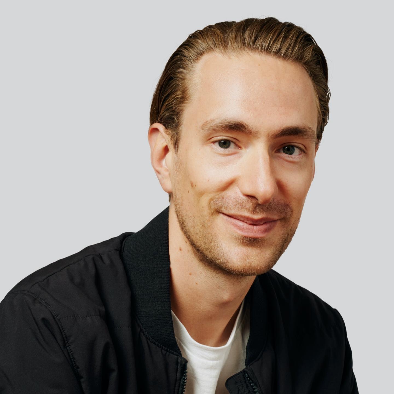 Andrew Wilkinson Portrait