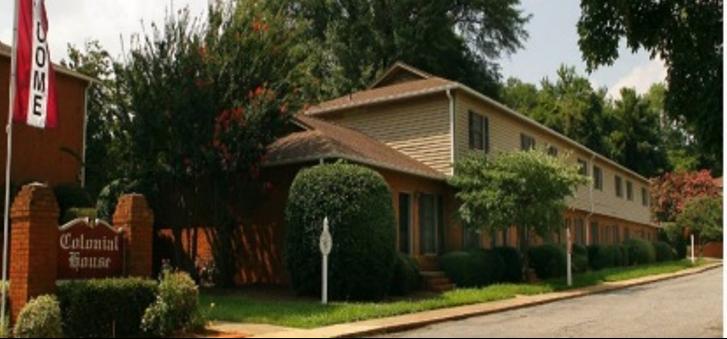 Permanent loan in Southeastern US